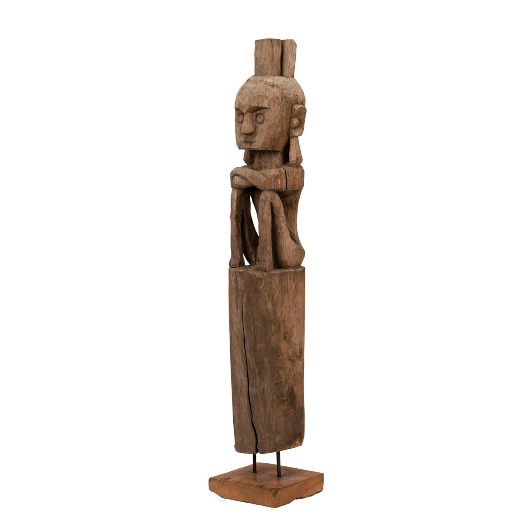 Ancestral Yene Figure of Leti Islands