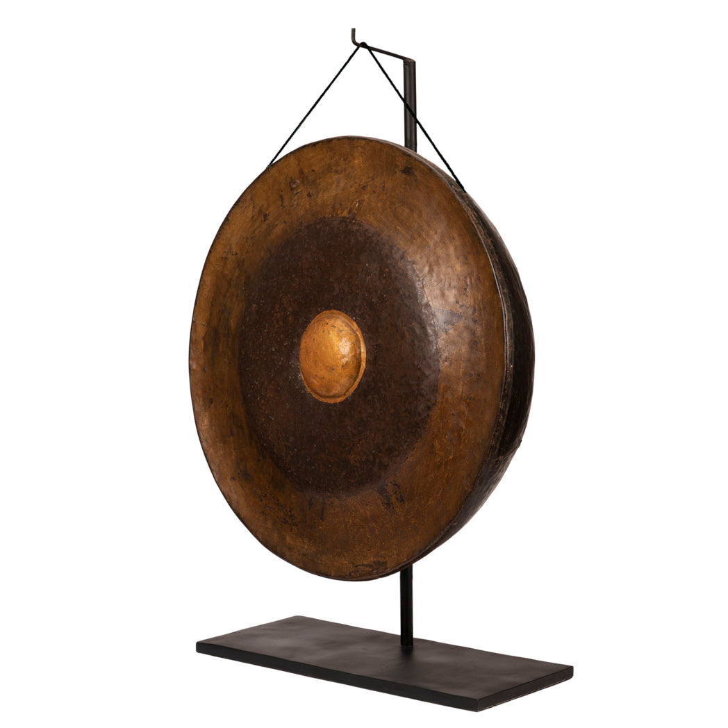 Javanese Traditional Golden Gong