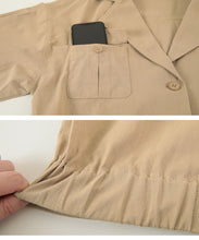 Load image into Gallery viewer, Short length work jacket (avjn0207)