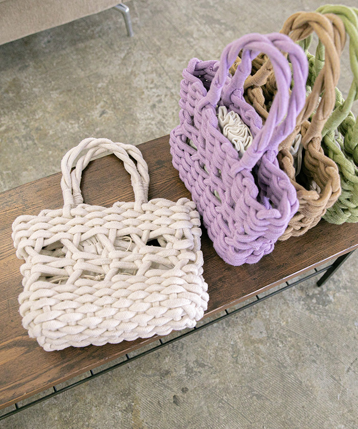 Rope Color Tote Bag (avjr0035)