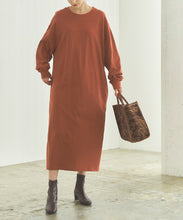 Load image into Gallery viewer, Oversized Sweat Dress (awxp2728)