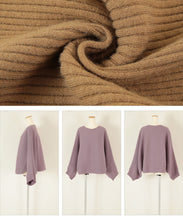 Load image into Gallery viewer, Design Dolman Sleeve Short Knit (awxp2746)