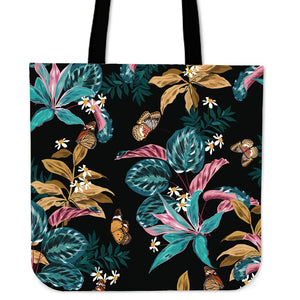 Tropical Forest Tote Bag - Joy's Beauty Store