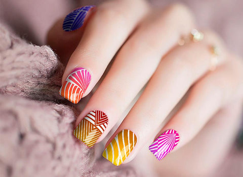 Mystery Nail Wraps - Joy's Beauty Store