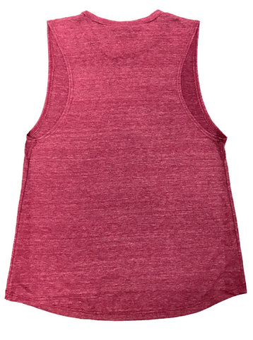 Running Out of Wine Muscle Tank Top - Joy's Beauty Store