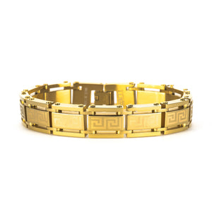 Gold Steel Bracelets - Joy's Beauty Store