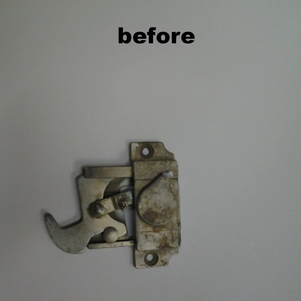 Biltbest Imperial Casement Lock Repair
