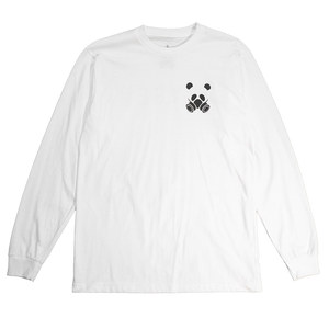 White Toxygen Long Sleeve