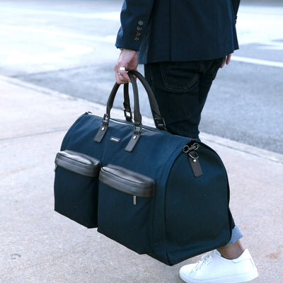 Hook & Albert Garment Weekender Bags