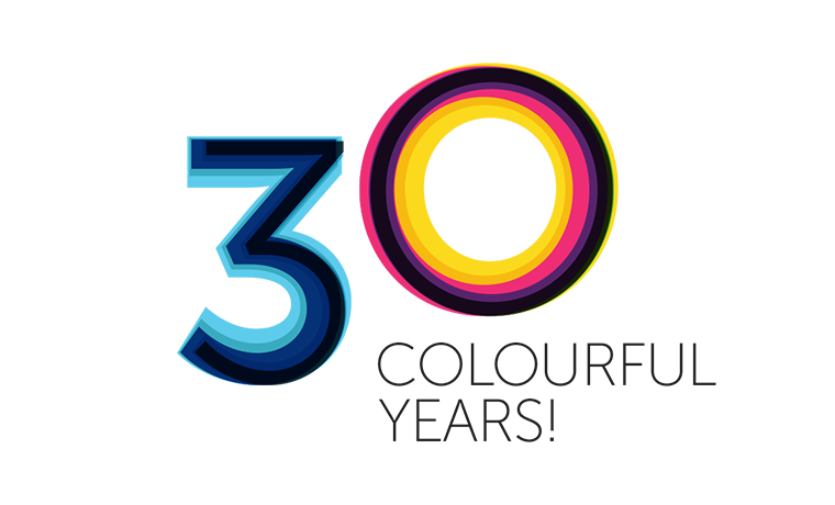 H. HALPERN ESQ—30 Colourful Years