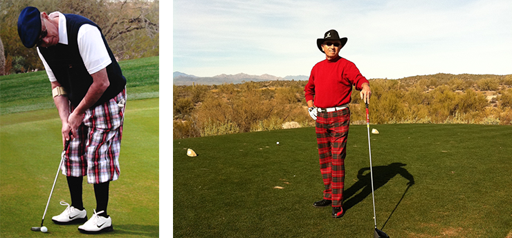 The Fashion of Golf