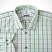 H. Halpern Esq. 'Iguana' Dress Shirt shoulders