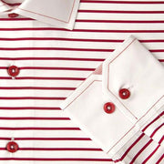 'Oh Canada!' Dress Shirt cuff