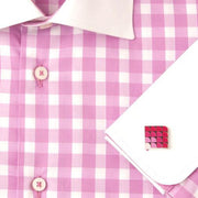 'Montreal' Dress Shirt cuff