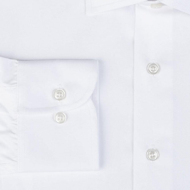 H. Halpern Esq. 'White Basic' Dress Shirt