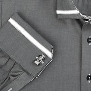 H. Halpern Esq. 'Highlights' Dress Shirt cuff
