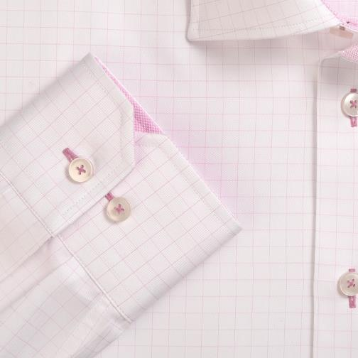 H. Halpern Esq. 'Real Men Wear Pink' Dress Shirt