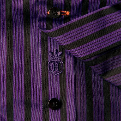 H. Halpern Esq. 'Sugar Plum' Dress Shirt logo