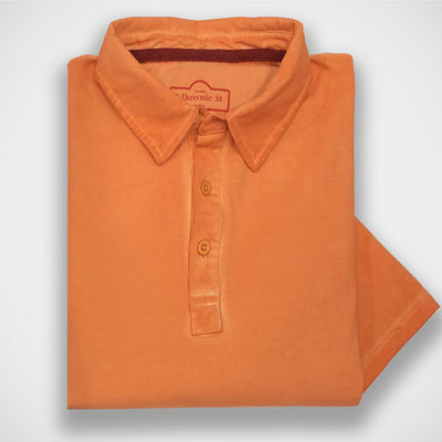 'Vintage Polo - Orange' T-Shirt
