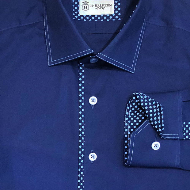 'Blue Moon' Sport Shirt