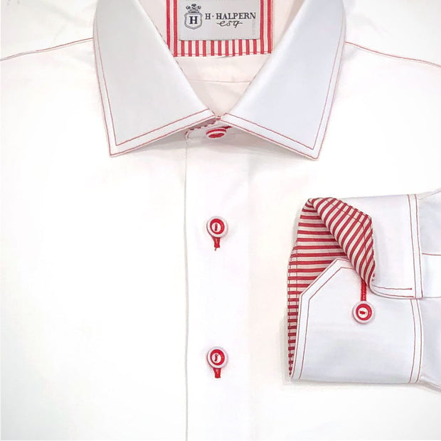 'Candy Cane' Dress Shirt