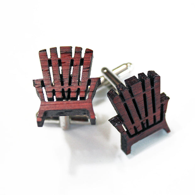 'Muskoka Chair' Cufflinks