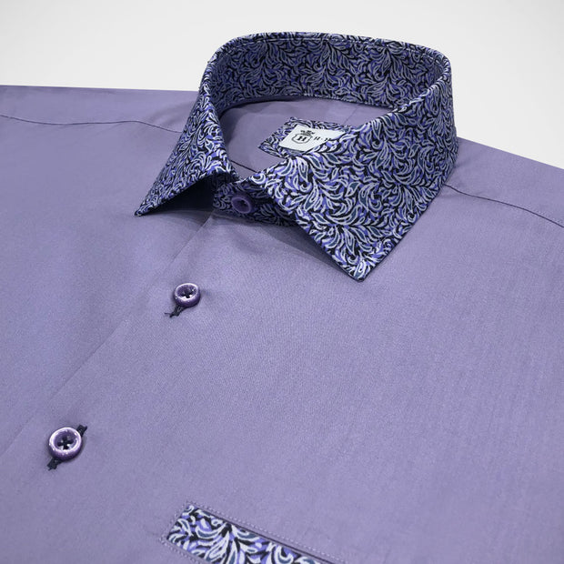 'Purple Passion' Sport Shirt