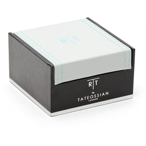 Tateossian 'Baseball Cufflinks' box
