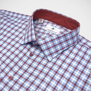 H. Halpern Esq. 'Red, White & Blue' Dress Shirt