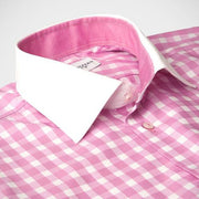 'Montreal' Dress Shirt collar