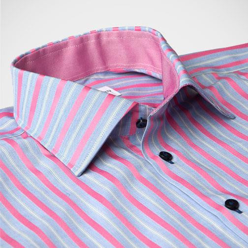 'Toronto' Dress Shirt collar