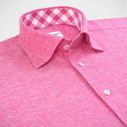 H. Halpern Esq. 'Check Your Pocket' Sport Shirt
