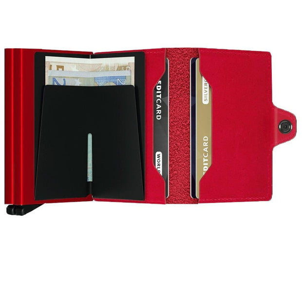 Secrid 'Twinwallet - Red/Red' Wallet