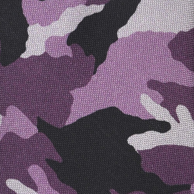 H. Halpern Esq. 'Camo in Purple' Tie