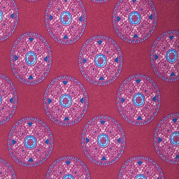 H. Halpern Esq. 'Rose Medallion' Tie