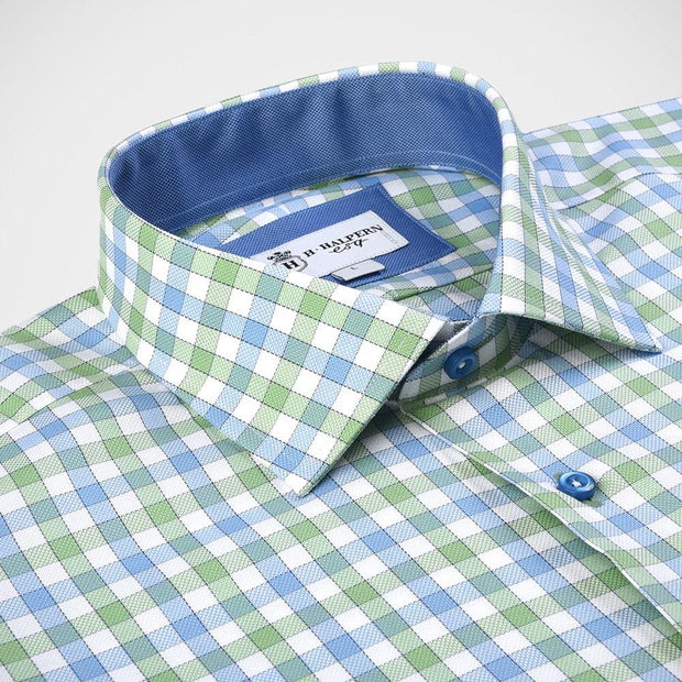 H. Halpern Esq. 'Grass is Greener' Sport Shirt