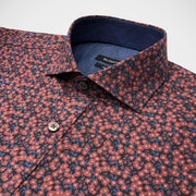 Bugatchi 'Poppies' Sport Shirt