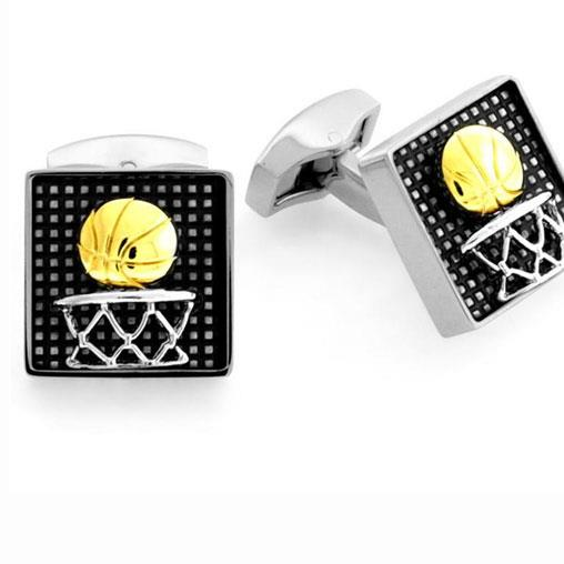 Tateossian 'Basketball' Cufflinks