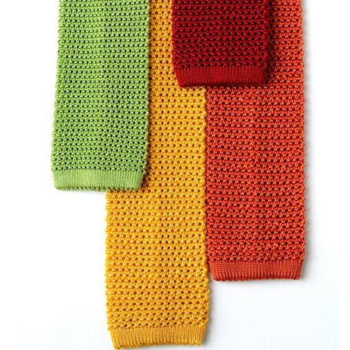 Dion knit ties - other colours