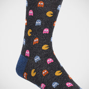 Dion 'Pac-man - Grey' Socks. A bit of nostalgia.