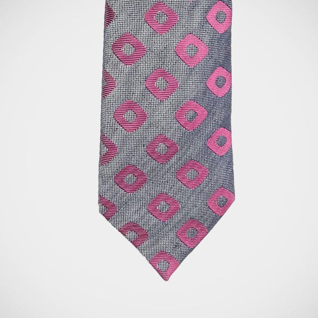 H. Halpern Esq. 'Diamonds in Pink' Tie