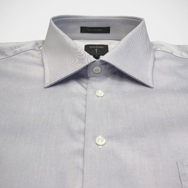 Lipson 'Purple Twill' Dress Shirt