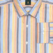 Robert Talbott 'Stripes' Sport Shirt