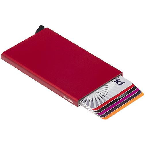 'Cardprotector - Red' Wallet