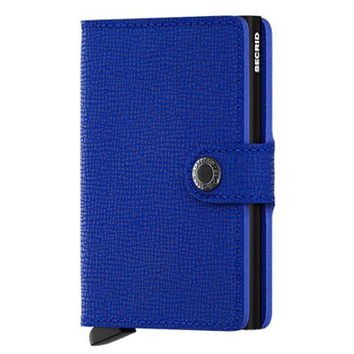 'Miniwallet - Blue/Black' Wallet