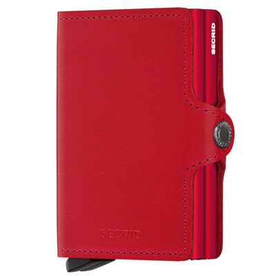 Secrid 'Twinwallet - Red/Red' Wallet.