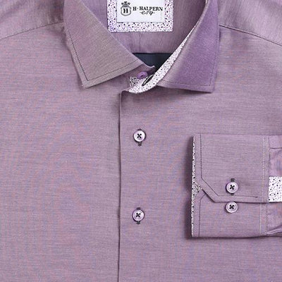H. Halpern Esq. 'Dusty Rose' Dress Shirt