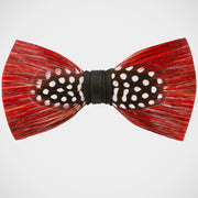 Brackish 'Chehaw' Feather Bow tie