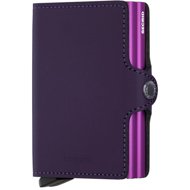 Secrid 'Twinwallet - Purple' Wallet