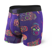 Saxx 'Day of the Dead' Boxer Briefs
